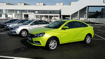 АвтоВАЗ снизил цены на ТО для автомобилей